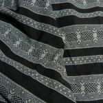 Muster Spitze schwarz
