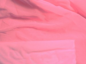 Tüll Lycra pink