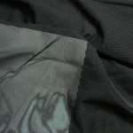 Tüll Lycra schwarz
